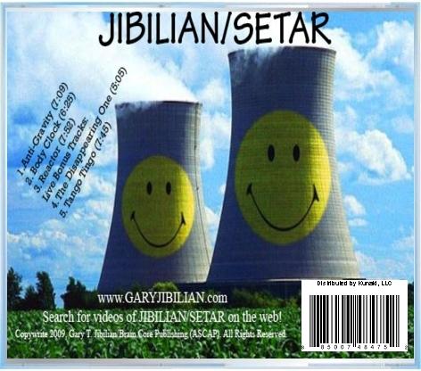 JIBILIAN/SETAR: ANTI-BODY REACTOR (CD VERSION)